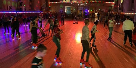 Tuesday Night Roller Disco - All Ages  - 6 P.M. to 7:30 PM tickets
