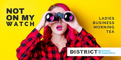 District32 Ladies Business Networking Perth - Thu 03 June tickets