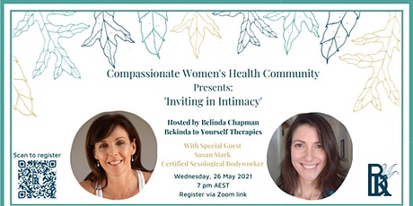 Compassionate Women's Health Community - Inviting in Intimacy tickets