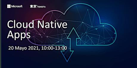 Evento TOKIOTA – Workshop Cloud Native Apps entradas