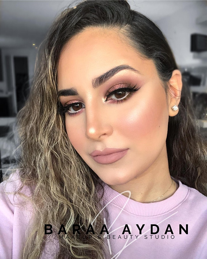 Makeup by Baraa Online class image