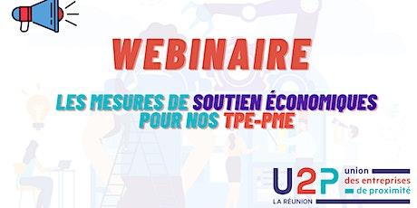 Les mesures de soutien économiques pour nos TPE-PME billets
