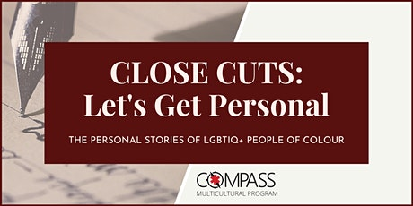Close Cuts: Let's Get Personal tickets