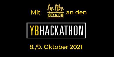 Mit Be Like Grace an den YB Hackathon Vol. 3 tickets