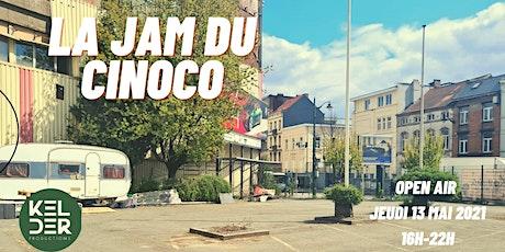 La Jam du Cinoco tickets