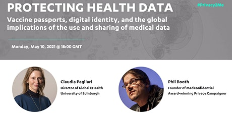 #Privacy2Me LIVE: Protecting Health Data tickets