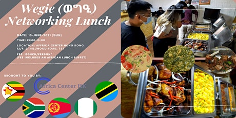 Wegie (ወግዒ) Networking Lunch tickets