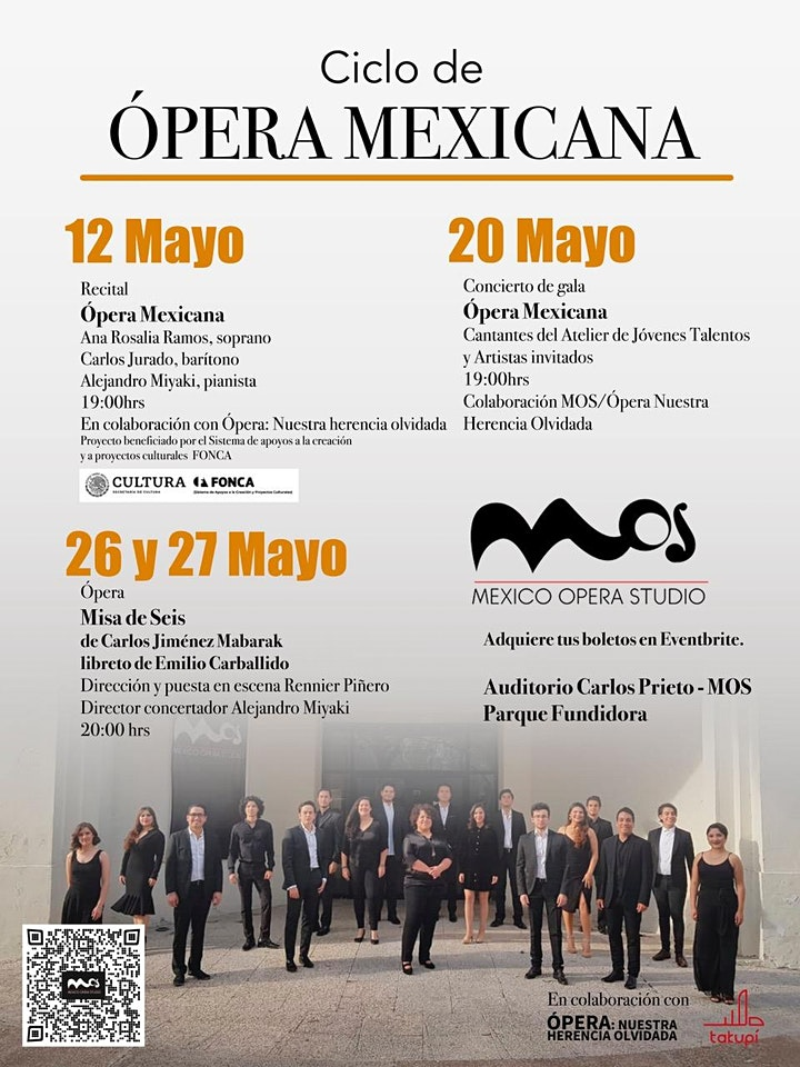 Imagen de Ciclo de Ópera Mexicana