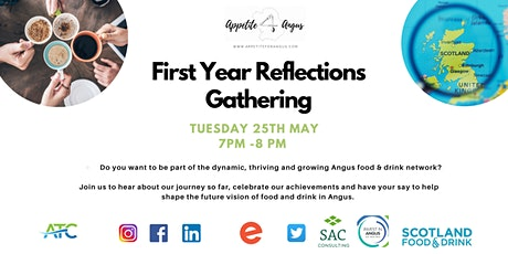 First Year Reflections Gathering tickets