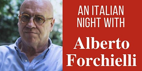 An Italian Night with Alberto Forchielli tickets