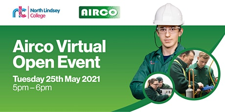 Airco Virtual Open Event - May tickets