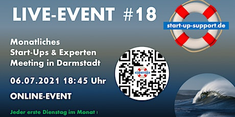 LIVE EVENT #18 Tickets