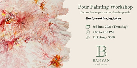 Pour Painting Workshop tickets