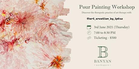 Pour Painting Workshop tickets