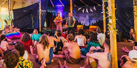LunarSea Storytelling: Malcolm Green tells 'Numen - The Owl's Gaze' tickets