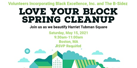 Volunteer VIBEs: Love Your Block Spring Cleanup tickets