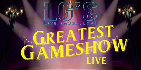 LG's Greatest Gameshow! tickets