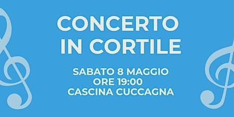 Concerto in cortile biglietti