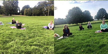 Yoga in the Park - Singleton Park next to Swiss Cottage tickets
