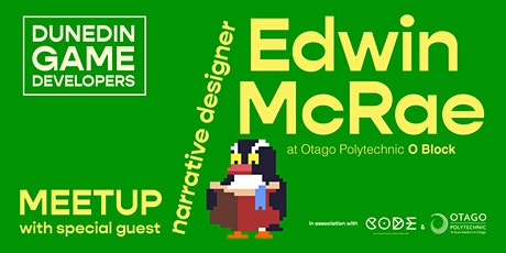 May Game Dev Meetup - with special guest Edwin McRae tickets