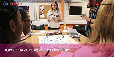 How to have powerful partnerships tickets