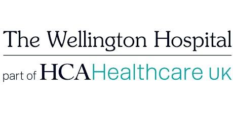 The Wellington Hospital MSK Webinar tickets