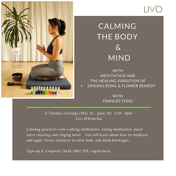 Calming the Body & Mind image