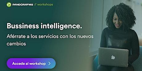 Bussiness intelligence. Aférrate a los servicios con los nuevos cambios entradas