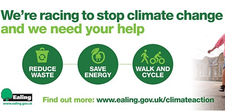 Ealing Council Climate Action Retrofit Masterclass tickets