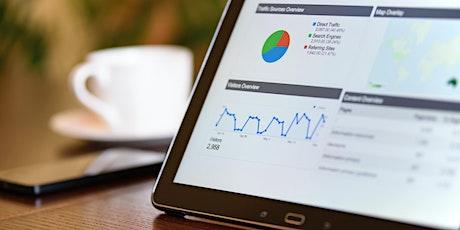 Webinar Digital Analytics (Google Analytics) tickets