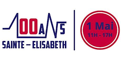 100 ème anniversaire de l'école Sainte-Elisabeth billets