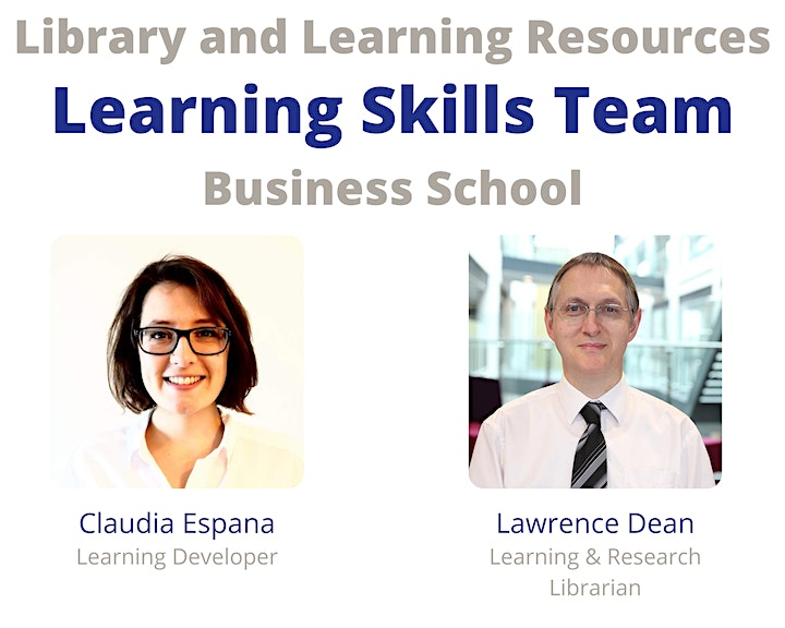 Learning Skills Induction for Business School Programmes image