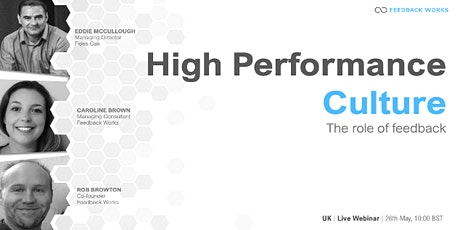 High Performance Culture : The role of feedback tickets