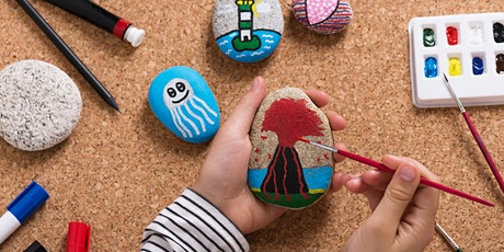 Pebble Painting and Garden Art Work! tickets