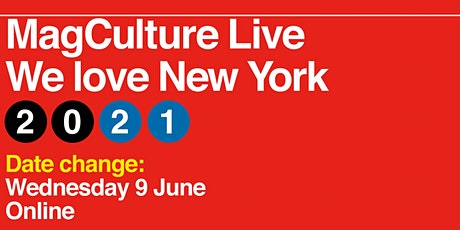 magCulture Live: We love New York tickets