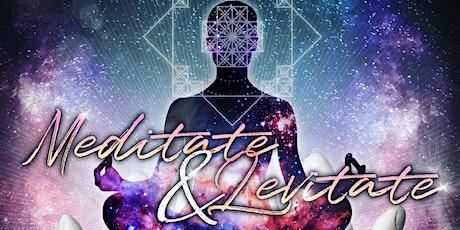 The Meditate & Levitate Event tickets