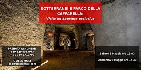 Sotterranei e Parco della Caffarella: visita ad apertura esclusiva biglietti