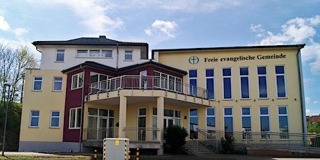 Gottesdienst der FeG Rheinbach - 16. Mai Tickets