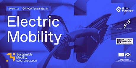 Opportunities in Electric Mobility tickets