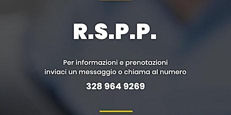 Corso di Formazione R.S.P.P. Rischio Basso biglietti