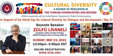 World Day for Cultural Diversity tickets