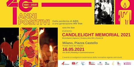 CANDLELIGHT MEMORIAL 2021 - MILANO tickets