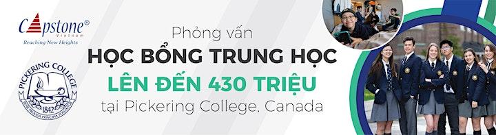 [HCM] Trò chuyện cùng đại diện tuyển sinh Quốc tế Pickering College image