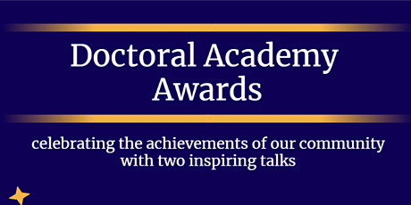 Doctoral Academy Awards Ceremony tickets