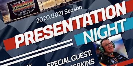 B&S Earthworks Timmis Speedway Presentation Night tickets
