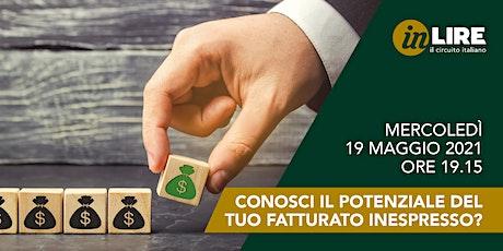Meeting Online in-Lire | 19.05.2021 biglietti