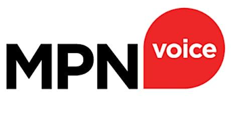 MPN Voice 'Virtual' Patients' Forum – Manchester tickets