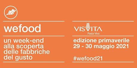 WeFood 2021 @ VisVita biglietti
