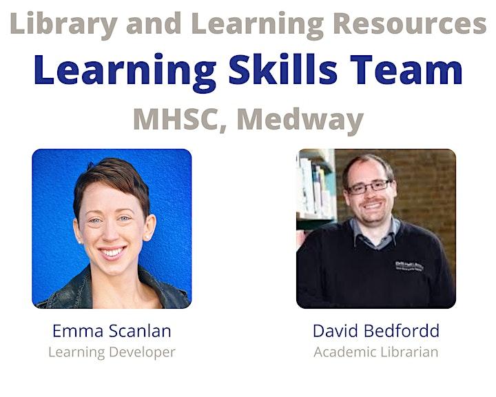 Learning Skills Induction for Medicine, Health & Social Care Medway image