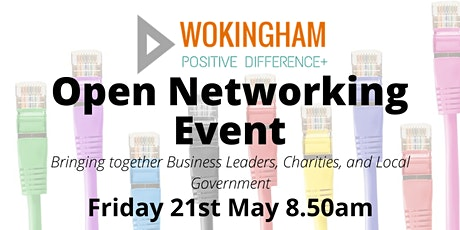 Open Networking Event May 21st 8.50am tickets